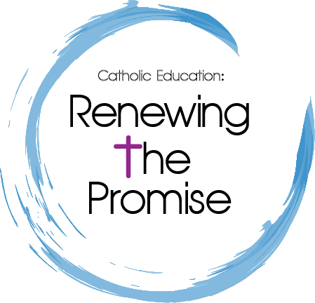 This is the image for the news article titled Catholic Education Week:  Renewing the Promise