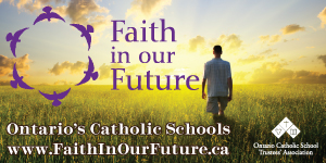 Make Your MPP Aware with the Faith in Our Future Campaign