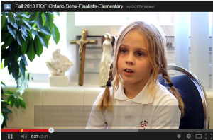 Faith in our Future Short Video - St. Mark Catholic Elementary
