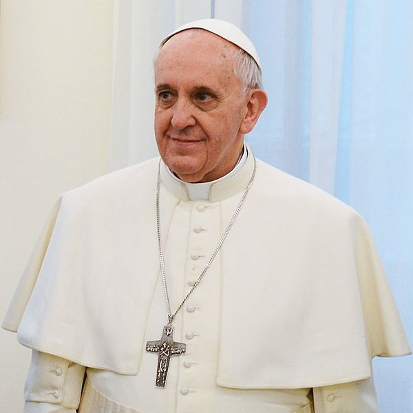 The First Anniversary of Pope Francis' Papacy