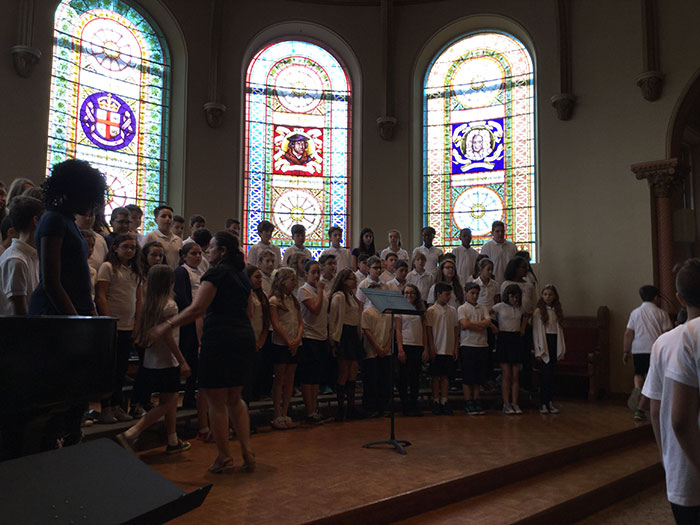 York Catholic School Performs at National MusicFest Event