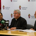Cardinal Collins Encourages Catholic Schools and Families to Support Effort to Resettle Refugees