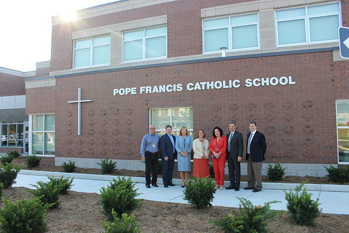 York CDSB Opens 1st GTA CES Named for Pope Francis
