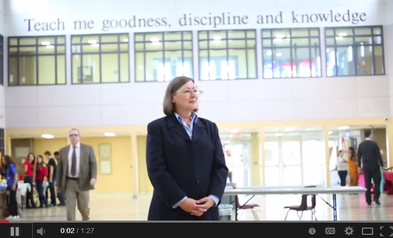 Video Series Profiles the Distinctive Focus of Catholic Education