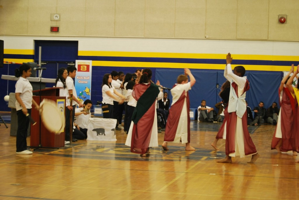 TCDSB-FirstNationsStudents-May20125