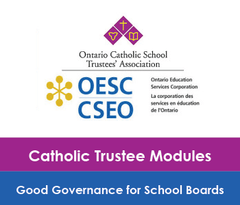 Catholic Trustee Modules