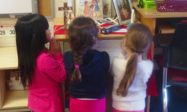 Celebrating Catholic Education Week in 140 Characters of Less
