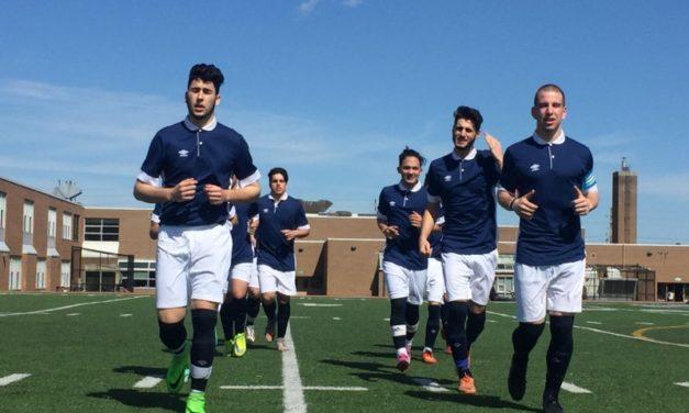 TCDSB Soccer Team Connects to Attawapiskat Students