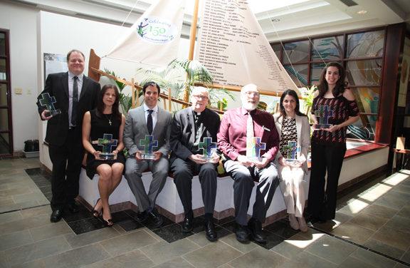 Celebrating Distinguished Catholic School Alumni