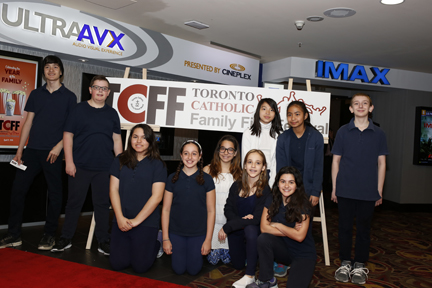 Toronto Catholic Family Film Festival