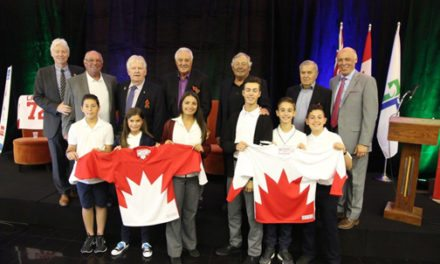 Team Canada '72 Inspiration for Niagara Catholic Leadership Program