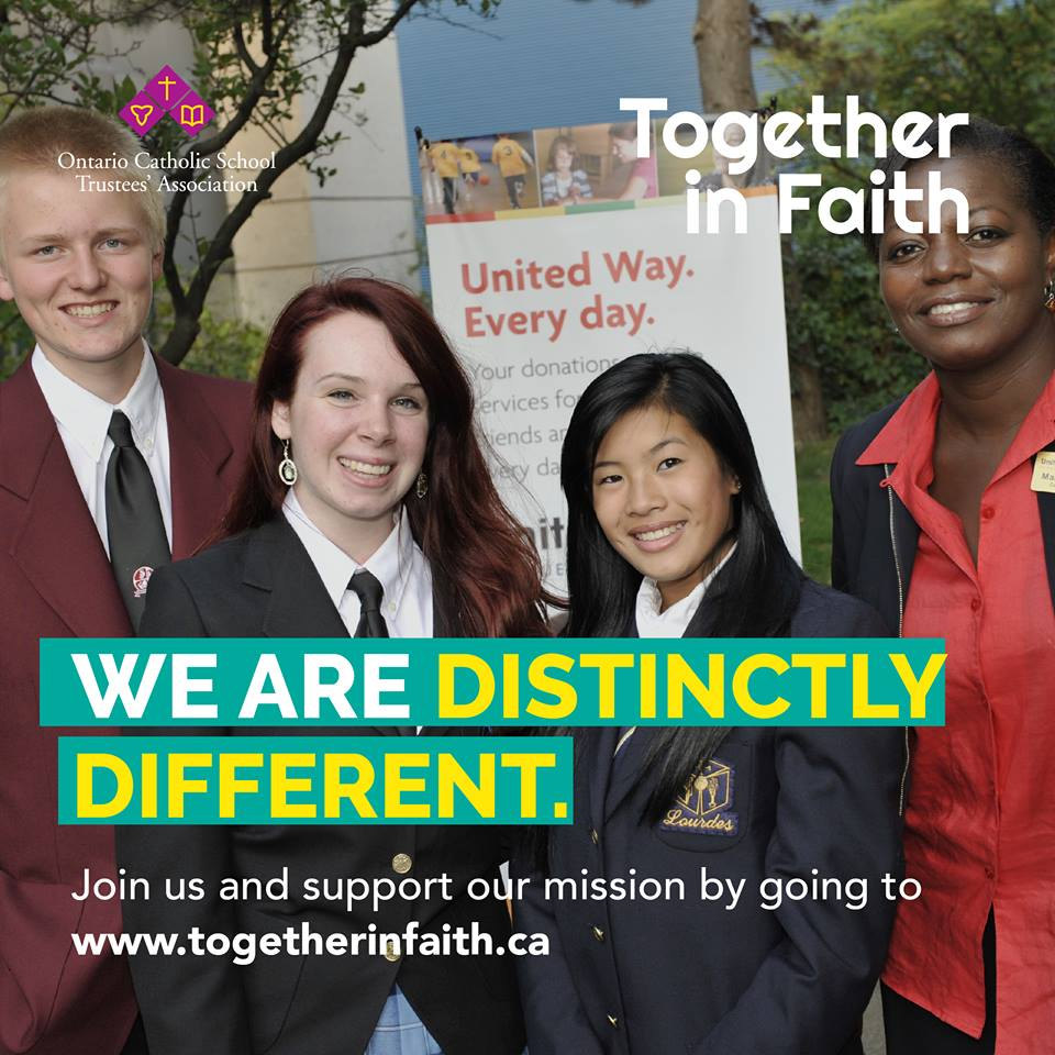 Together in Faith Campaign