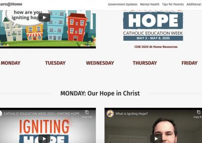 Waterloo Catholic CEW Portal