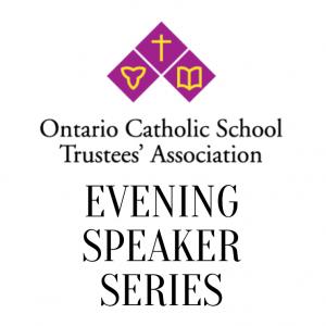OCSTA Evening Speaker Series