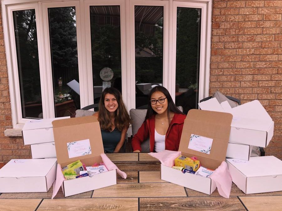 boxes of bravery-nurturing hope dufferin-peel