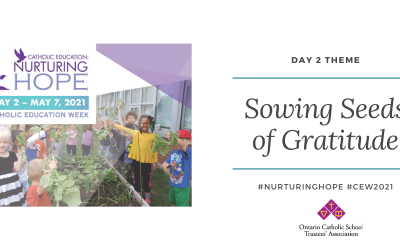Sowing Seeds of Gratitude